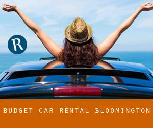 Budget Car Rental (Bloomington)