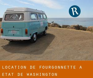 Location de Fourgonnette à État de Washington