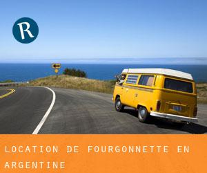 Location de Fourgonnette en Argentine