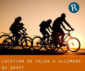Location de Vélos à Allemans-du-Dropt