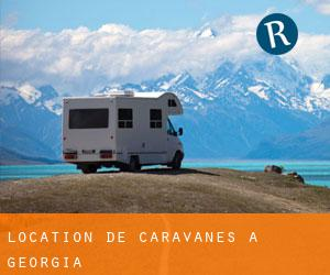 Location de Caravanes à Georgia