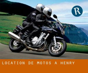 Location de Motos à Henry