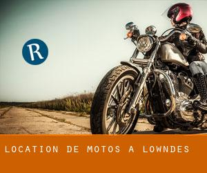 Location de Motos à Lowndes