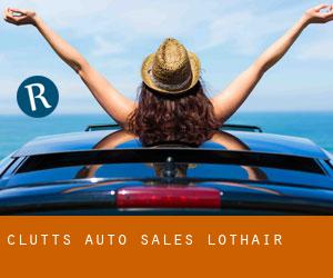 Clutts Auto Sales Lothair