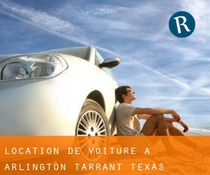 location de voiture à Arlington (Tarrant, Texas)