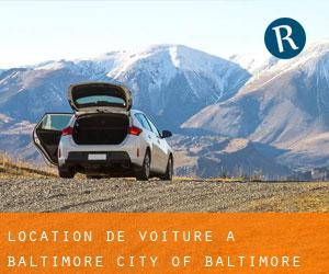 Location de Voiture à Baltimore (City of Baltimore, Maryland)