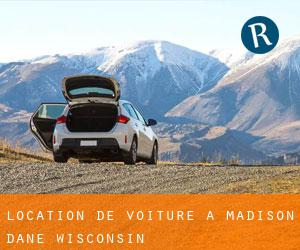 location de voiture à Madison (Dane, Wisconsin)