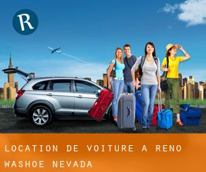location de voiture à Reno (Washoe, Nevada)