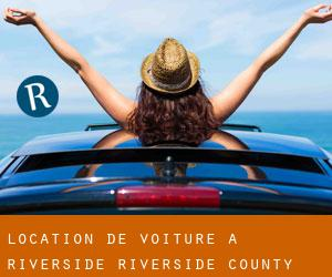 Location de Voiture à Riverside (Riverside County, Californie)